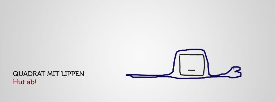 Internetsendung Schlange und Hut