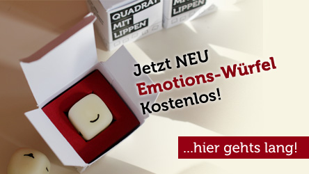 Emotion Würfel