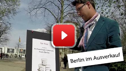 Berlin im Ausverkauf