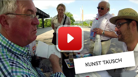 Sendung Kunst Tausch