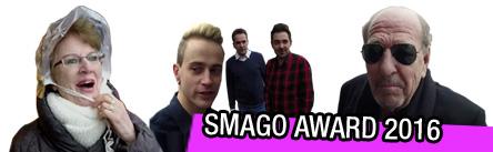 SMAGO AWARD 2016