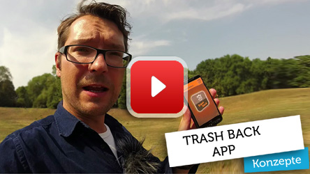 Trash back App